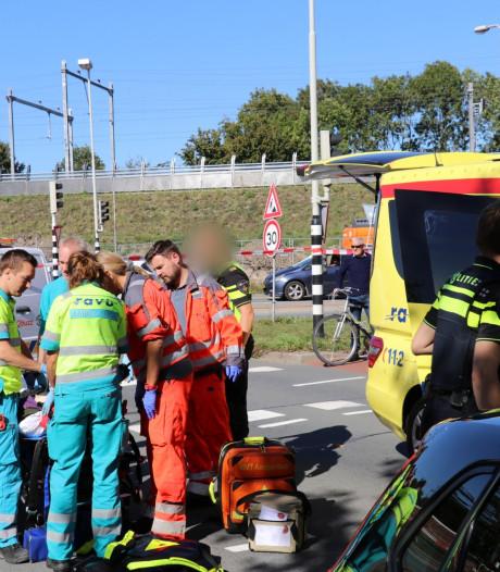 Fietser zwaargewond na aanrijding met bus op Vleutenseweg