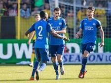 Pereiro uitblinker bij PSV en nu ook waardevol in 'kleinere' duels