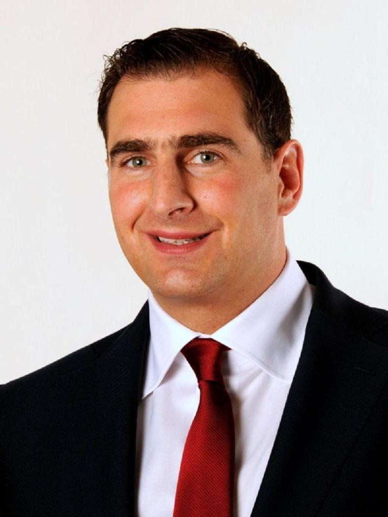 Gidi Markuszower, deze ondernemer uit Amstelveen werd door Wilders van de PVV-kandidatenlijst gehaald omdat hij contact zou hebben met de Mossad. Beeld