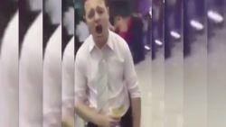 VIRAL: Iets teveel gedronken op een trouwfeest? Dan zien je zangcapaciteiten er zo uit