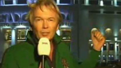 Mart Smeets live in de clinch met Tom Egbers
