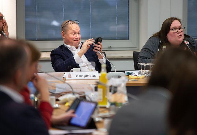CDA-leider Ger Koopmans smeedde een 'extraparlementair college', met bestuurders van PVV, Forum voor Democratie én GroenLinks.