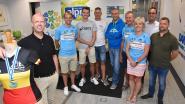 Slechts vijf burgemeesters wagen zich aan  Belgisch Kampioenschap op Alpro Leiemarathon