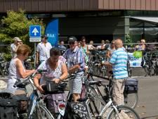 Fietsdriedaage Asten: Genoeg flesjes water mee in de fietstas