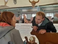 Oud-deelnemers Boer Zoekt Vrouw genieten van publiek, en andersom