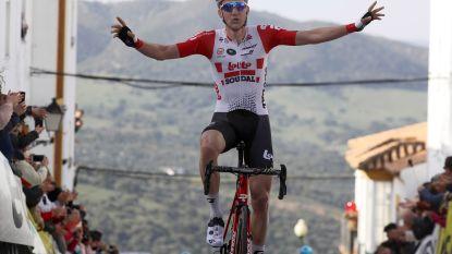 """Tim Wellens slaat opnieuw toe in de Ruta del Sol: """"Wil weer voor het klassement gaan"""""""