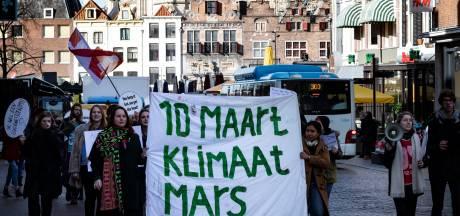Nijmeegse scholen willen geen wekelijkse klimaatmars
