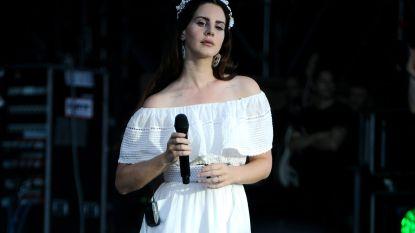 Man probeert Lana Del Rey te ontvoeren voor concert