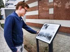 Steen Holocaustslachtoffer in Dordrecht per ongeluk weggehaald
