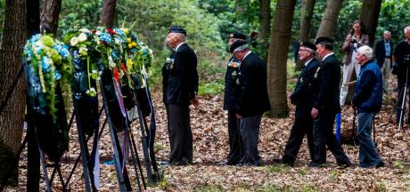 Een vijfvoudige moord in de bossen van Gorp en Roovert: ook na 76 jaar nog herdacht