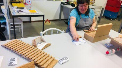 Kringwinkel helpt met 'Tussenstop' langdurig werklozen aan een job