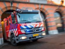 Brand in woning in Hellevoetsluis snel onder controle