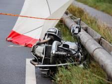 Slachtoffer motorongeluk Oploo is 62-jarige man uit Gennep