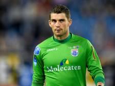 Van der Hart ontbreekt bij PEC Zwolle; Boer keept tegen FC Groningen