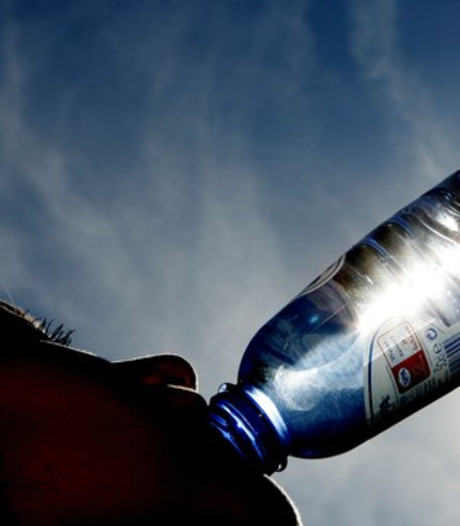 Extra water voor lopers avonddriedaagse Heesch