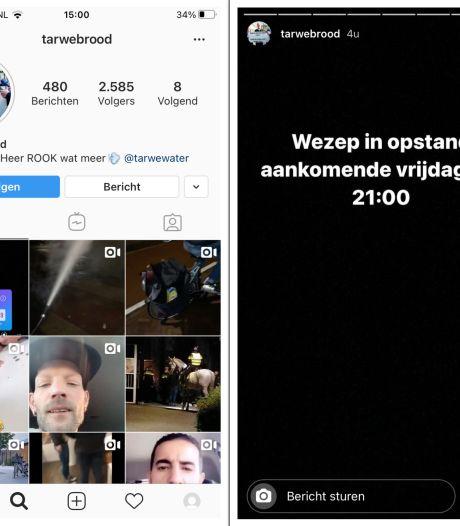 Oproep jongeren in Wezep tot opstand tegen avondklok is voor burgemeester Haseloop 'onacceptabel en dieptriest'