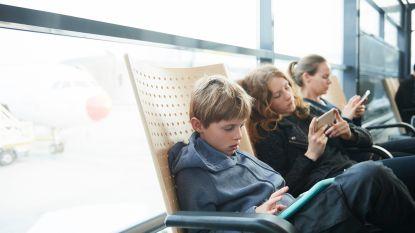 Helft families plant deze zomer een digitale detox