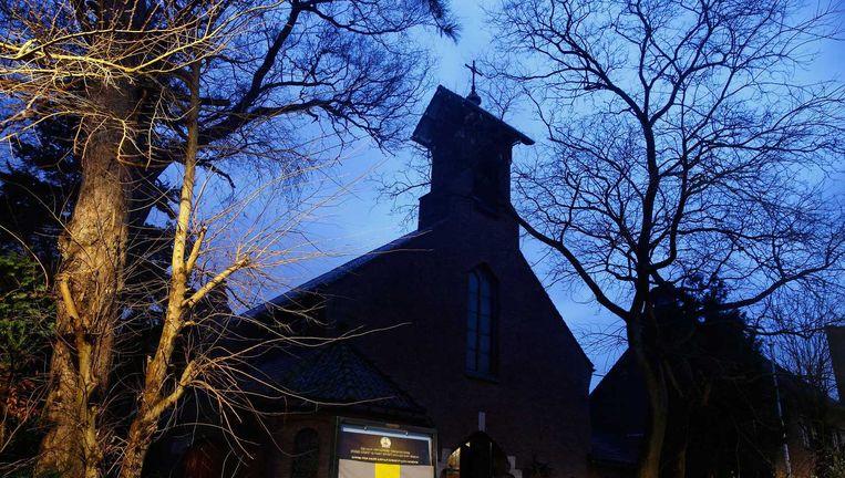 De Eritrees-Orthodoxe kerk in Rotterdam Beeld null