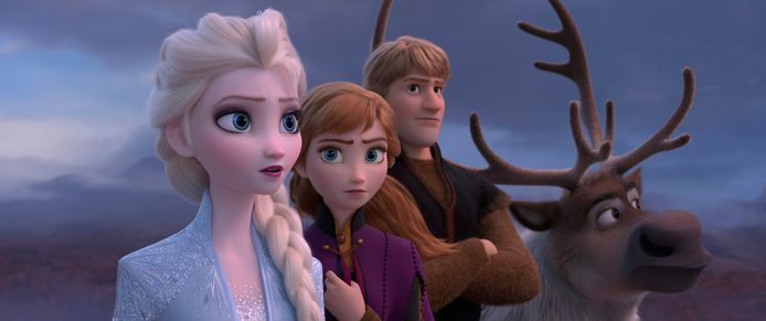 """Le film """"La Reine des neiges"""" sera disponible sur la plateforme de streaming."""