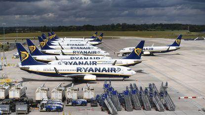 Twee straaljagers begeleiden Ryanair-vlucht na bombrief op toilet