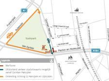 Vanaf maandag ook werken aan kruispunt Quinten Matsijslei en brug Luitenant Lippenslaan: grote hinder voor gemotoriseerd vervoer verwacht