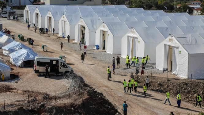 Oxfam: nieuw vluchtelingenkamp op Lesbos erger dan Moria