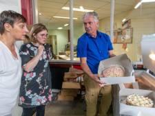 Voedselbank De Bevelanden: Het wordt steeds moeilijker om de manden voor 220 klanten te vullen