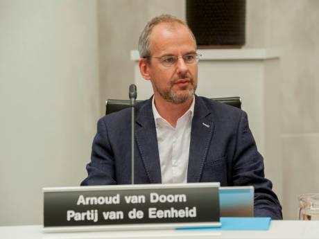 Aangifte tegen raadslid Van Doorn om tweet over 'vernietigen van zionisten'