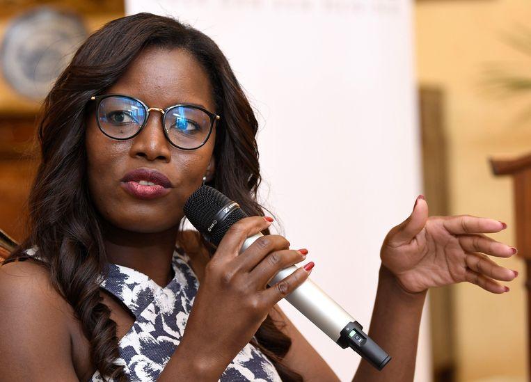 """""""Tijdens de campagne maakte ik het omgekeerde mee: ik moest terugkeren naar mijn roots, net omdat ik té Vlaamsgezind bevonden werd"""", zegt Assita Kanko."""