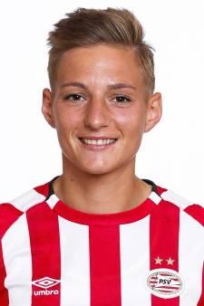 Kristina Erman van koploper PSV: 'Er zijn veel dingen veranderd dit jaar'