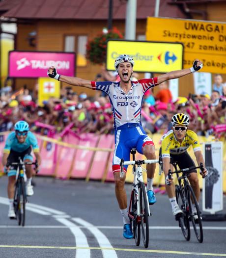 Preidler wint koninginnenrit in Ronde van Polen
