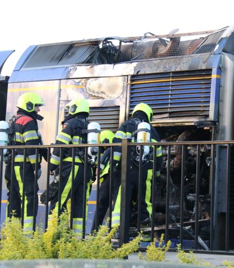 Arriva na de brand: oud-Veoliatreinen zijn veilig