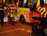 Meisje gewond na botsing met twee scooters op kruising Breda