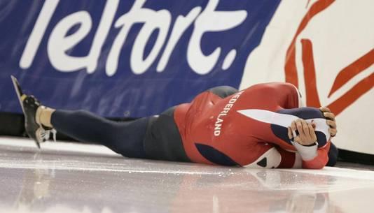 Wel Of Geen Klapschaats.Gerard Van Vierde En De Vloek Van De Klapschaats Olympische Spelen