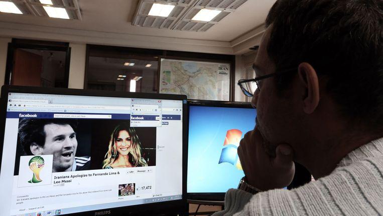 Het Hof stelde dat het niet onredelijk hoeft te zijn om de online communicatie van werknemers te controleren. Beeld afp