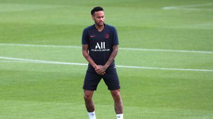 De voorbode van een transfer? Neymar niet in PSG-selectie voor competitie-opener