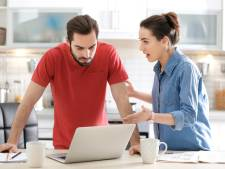 Te veel aandacht voor het werk zet relatie onder druk