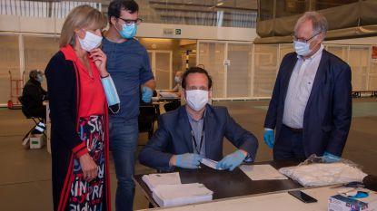 Destelbergen start met bedeling van mondmaskers