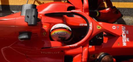 FIA verbiedt aerodynamische spiegels van Ferrari