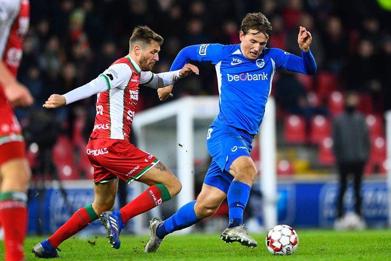 Sander Berge trok naar Sheffield United.