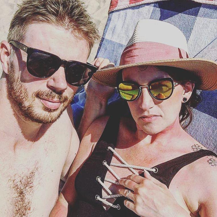 Tot een paar weken geleden deelde Katrien foto's van kleine gelukjes op Instagram. Een selfie met Olivier op het strand, ...