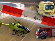 Veiligheidsregio oefent rampenbestrijding in Sluis