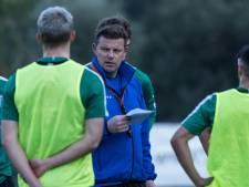 PEC-coach Stegeman twijfelt geen seconde over Hamer in 5-3-2: 'Hij kan zich uitleven'