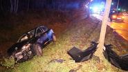 Hoogzwangere vrouwen gewond bij verkeersongeval