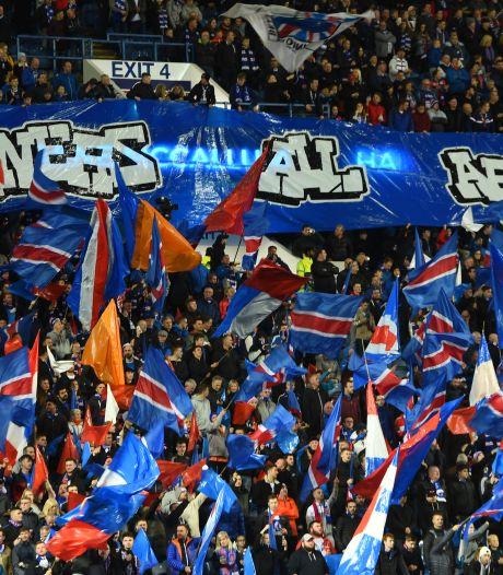 'Heus wel Rangers-fans in Tilburg, maar niet uit Schotland'