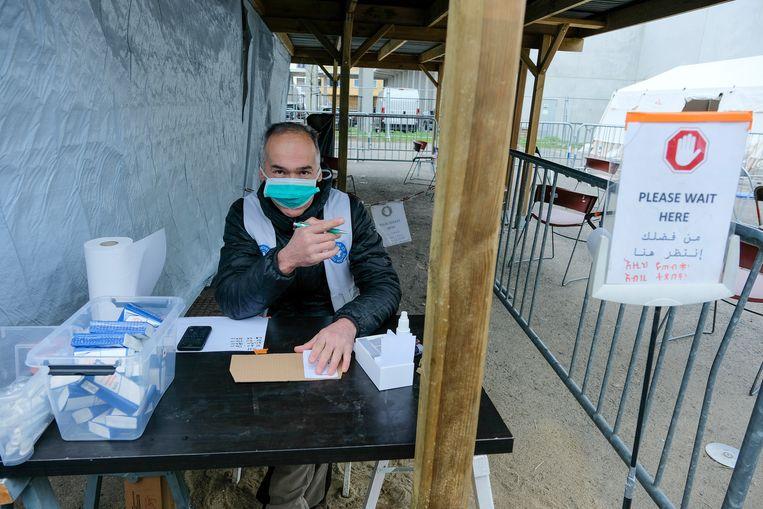 Artsen Zonder Grenzen is bekommerd om het lot van de Brusselse daklozen.