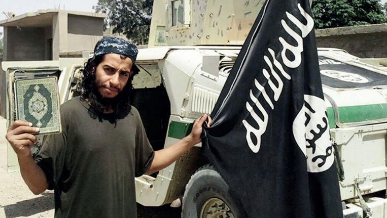 De gedode terrorist Abdelhamid Abaaoud.