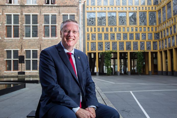 Andries Heidema, Commissaris der Koning in Overijssel.