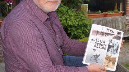 Nieuw boek over wielrenners tijdens Eerste Wereldoorlog