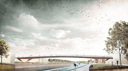 Ontwerp nieuwe Leiebrug in Menen voorgesteld